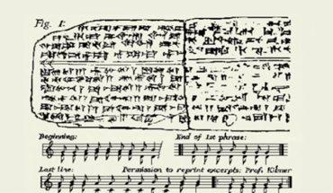 Archeolodzy znaleźli najstarszą piosenkę na świecie! Posłuchaj melodii zapisanej ponad 3400 lat temu!
