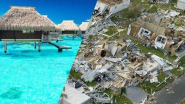 Barbuda to wyspa na Morzu Karaibskim, która z dnia na dzień stała się bezludna. Huragan Irma wymiótł z jej powierzchni całą cywilizację!