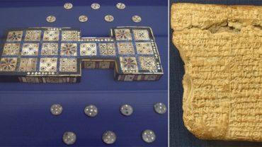 W tę najstarszą grę na świecie grał nawet faraon! Królewska gra z Ur ma ponad 4 tys. lat! Jak w nią grać?