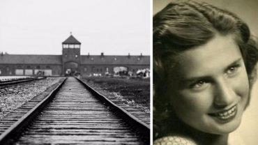 PrzerażonaEdith na placu w Auschwitz powiedziała tylko jedno słowo. Niestety dla jej matki był to wyrok śmierci