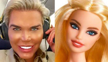 Żywy Ken chce teraz zostać żywą Barbie. Jak wyjaśnia, woli być piękną kobietą niż wiotkim starcem. Śmiać się, czy płakać?