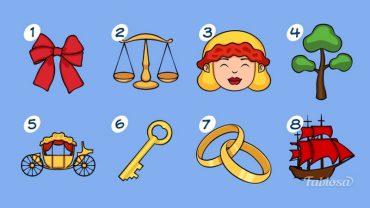 Szybko wskaż symbol, który najbardziej do Ciebie pasuje i odczytaj wskazówki, co robić w przyszłości, by być szczęśliwym