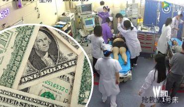 Lekarze ocalili nastolatkowi życie, a jego ojciec zamiast im podziękować, zażądał pieniędzy za rozcięte podczas akcji ratunkowej ubranie!