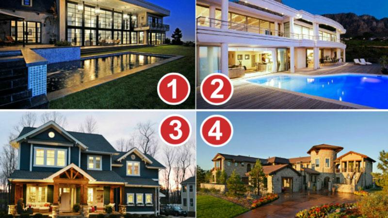 Wybierz dom i dowiedz się, w jaki sposób najszybciej osiągniesz bogactwo. Już dziś zacznij działać, by sukces nie umknął Ci sprzed nosa