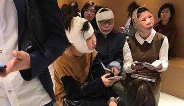 Kobiety utknęły na lotnisku, bo nie można było ich zidentyfikować. Podróż do Korei Południowej na serię operacji plastycznych okazała się niefortunna