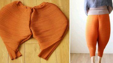Przełom w świecie mody! Spodnie przypominające podudzia pieczonego kurczaka. Blogerzy modowi już je mają, a ty?