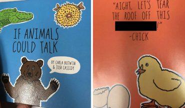 Babcia kupiła swojej 6-letniej wnuczce książeczkę o zwierzętach. Kiedy rodzice dziewczynki zobaczyli jej treść, byli wściekli na seniorkę