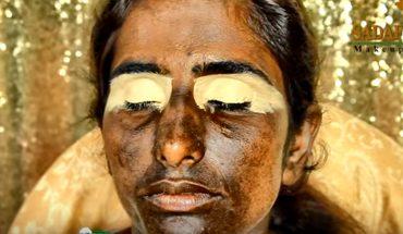 Przez całe życie wstydziła się swojej twarzy! Ten makijaż kompletnie ją odmienił