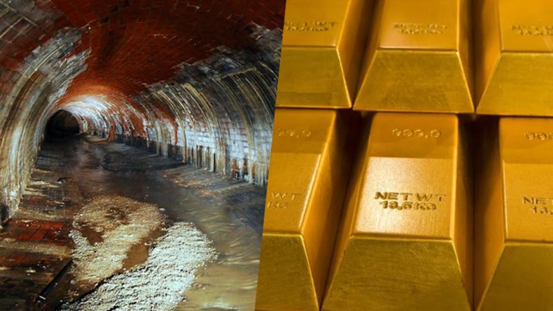 Oto kraina mlekiem i miodem płynąca. Rocznie w ściekach spuszcza się tu 43 kilogramy złota!