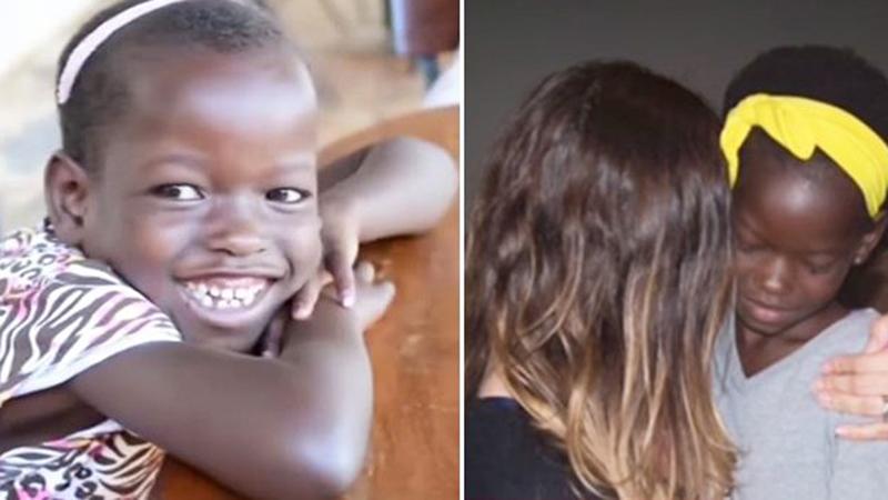 Kiedy adoptowana sierota z Afryki nauczyła się mówić po angielsku, powiedziała coś, co przeraziło opiekunów. Natychmiast odesłali ją do Ugandy!