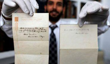 Przepis Einsteina na szczęście sprzedano za bagatela 1,3 mln dolarów. To chyba najdroższa recepta świata!