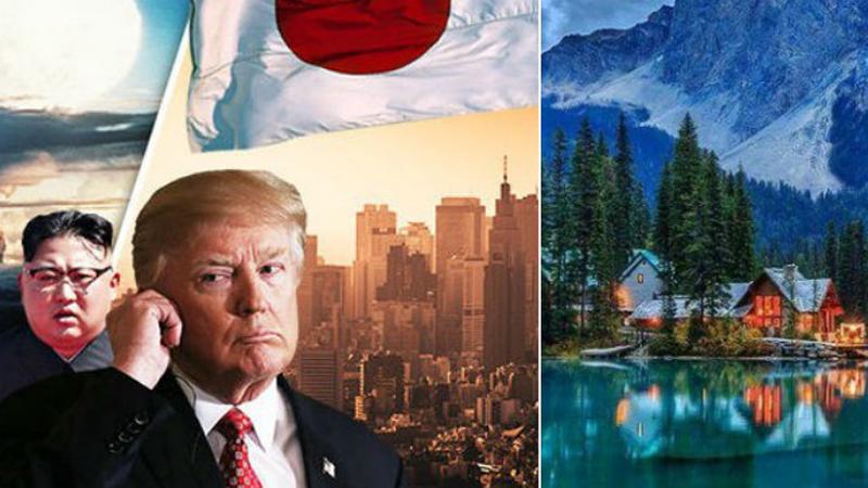 Nie dość, że piękne, to jeszcze bezpieczne – w tych 10 krajach warto się schronić, gdy wybuchnie III Wojna Światowa