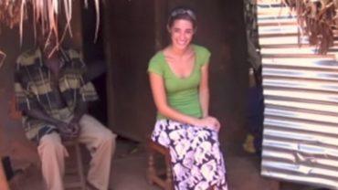 18-letnia dziewczyna odwiedza Ugandę. 5 lat później jest matką 14 dzieci!