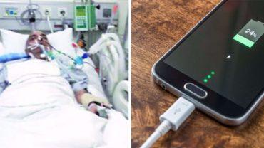 16-latka podczas wizyty w szpitalu chciała naładować Smartphone i… odłączyła swojego dziadka od respiratora!