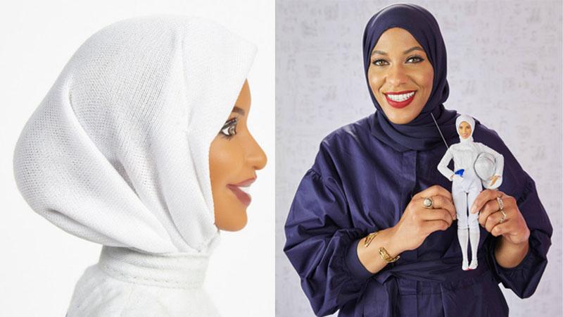 """Trafią na sklepowe półki w 2018 r., a już teraz wywołały gorącą dyskusję. Lalki """"Barbie"""" w hidżabach to dobry pomysł?"""