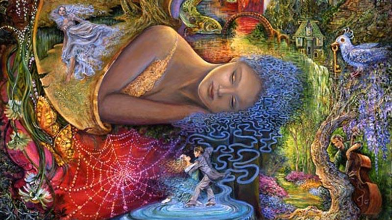 """""""Kolorowych snów"""" - życzymy sobie przed zaśnięciem, jednak nie wszystkie barwy są pożądane w naszych marzeniach. Oto kilka przykładów"""
