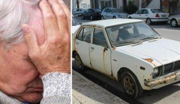 Mężczyzna zapomniał, gdzie zaparkował samochód. W przyrodzie jednak nic nie gnie. Zguba wróciła 20 lat później z dołączonym liścikiem