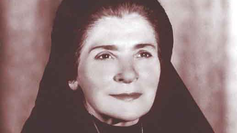 Siostra Eugenia jako jedyna widziała Boga Ojca. Wizjonerka spisała Jego wiadomość do ludzkości. Oto jej treść