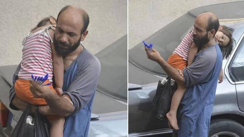 Abdul sprzedawał długopisy na ulicy, żeby mieć co włożyć do garnka. Jego los odmieniło 1 zdjęcie i ogromna siła internetu