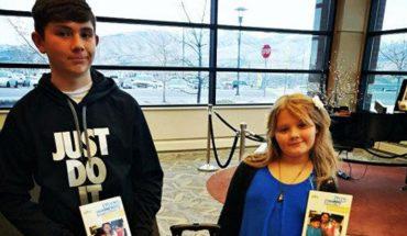 W ciągu dwóch dni stracili rodziców, teraz rodzeństwo pomaga innym dzieciom w godzeniu się ze stratą ukochanych bliskich