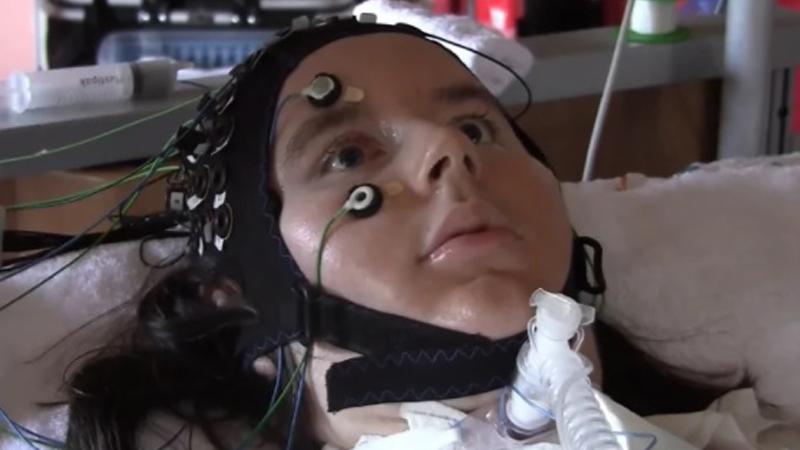 Sparaliżowanych pacjentów podpięto do maszynerii czytającej myśli. Zdziwienie lekarzy sięgnęło zenitu, gdy chorzy stwierdzili, że są szczęśliwi