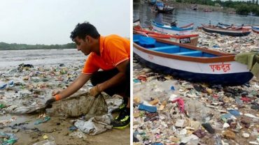 Oto najbrudniejsza plaża świata, która od lat wyglądała jak wysypisko śmieci. Afroz postanowił ją uratować, a efekt jego starań jest niesłychany. Zobaczcie sami