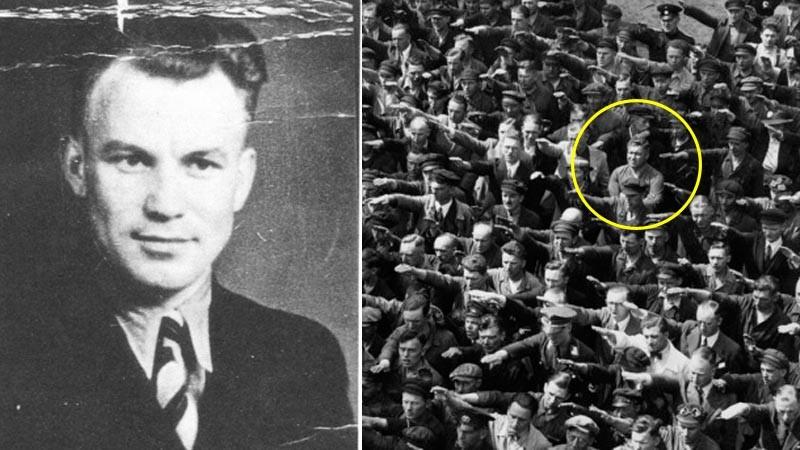 August odmówił wykonania nazistowskiego salutu. Jego historia to dowód na to, że w życiu nie ma nic silniejszego od miłości do rodziny
