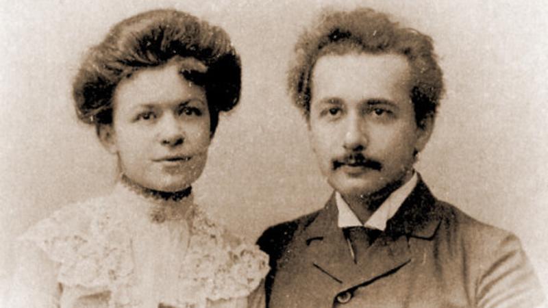 Zapamiętaliśmy go, jako wybitnego naukowca. Einstein skrywał jednak romantyczną naturę, czego dowodem są pełne pasji listy miłosne