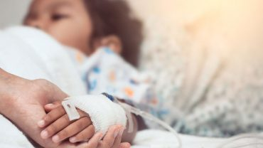 Lekarz zapytał dzieci z hospicjum, co jest ważnew życiu i jak być szczęśliwym. Odpowiedzi małych pacjentów dały wszystkim mocno do myślenia