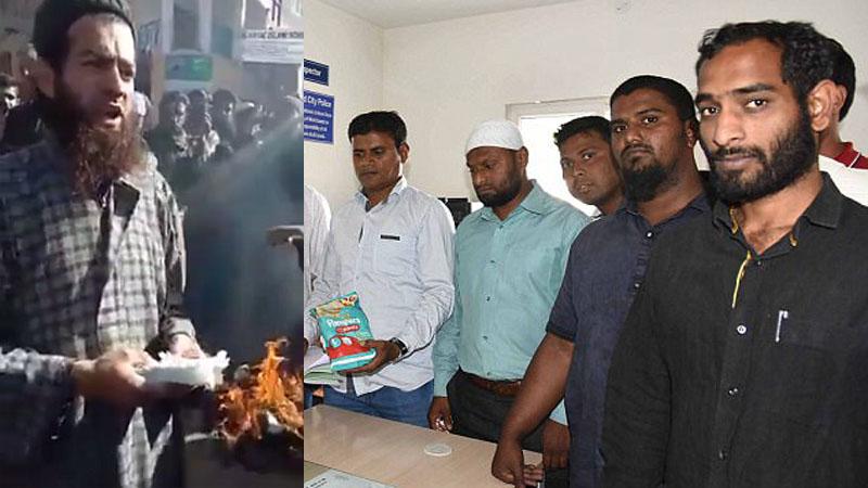 Muzułmanie palą pampersy i nawołują do ich bojkotu. Wszystko przez jeden rysunek... słuszny gniew czy szukanie problemów?