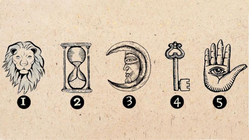 Wybierz alchemiczny symbol i sprawdź, czego pragnie Twoja dusza