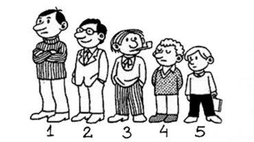 Poznaj wskazówki i odgadnij, kto jest kim na tym obrazku. Rozwiązanie tej prostej zagadki przerasta 90% ludzi