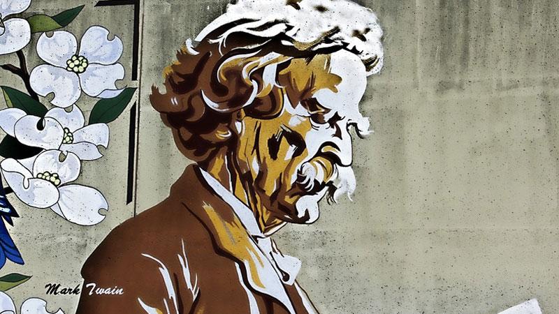 9 zasad Marka Twaina, których zastosowanie pomoże uczynić życie lepszym i szczęśliwszym