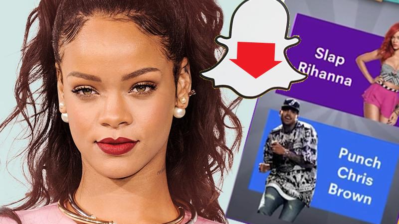 Snapchat stracił 800 milionów przez własną głupotę. Rihanna ostro skrytykowała to, na co sobie pozwolili