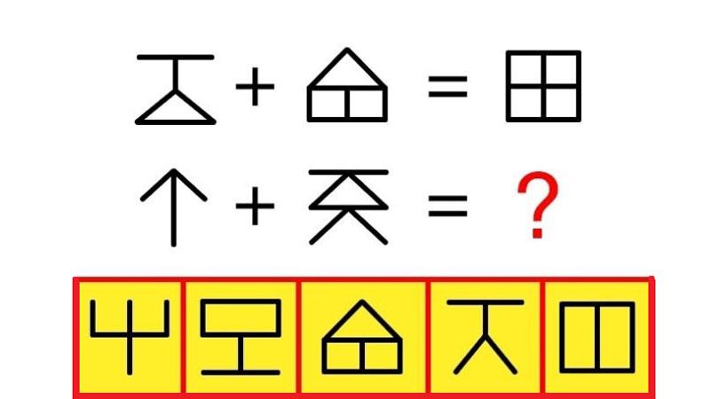 Jaka liczba powinna kryć się pod pytajnikiem i jaki symbol ją przedstawia? Ta zagadka was zaskoczy
