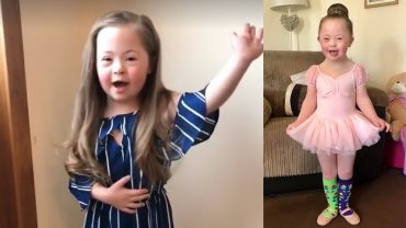 Genialny apel Chloe, by wszyscy wsparli chorych na Zespół Downa. Film obejrzało 21 milionów ludzi z całego świata