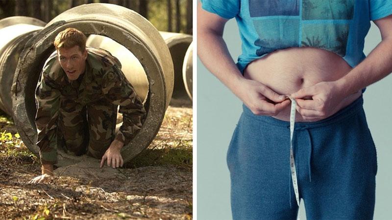 Skuteczna wojskowa dieta! Zastosuj ją, a już po miesiącu zmieścisz się w ubrania o rozmiar mniejsze!