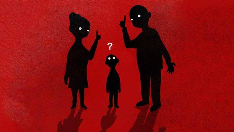 7 pozornie nieszkodliwych zwrotów, których nie możesz mówić do małżonka w obecności dziecka. Unikaj ich jak ognia!