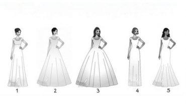 Jakim typem kobiety jesteś? Dowiesz się tego wybierając wymarzoną suknię ślubną