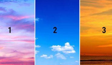 Wybierz zdjęcie nieba i poznaj ciekawe fakty o sobie. Uwaga: wysokaskuteczność testu!