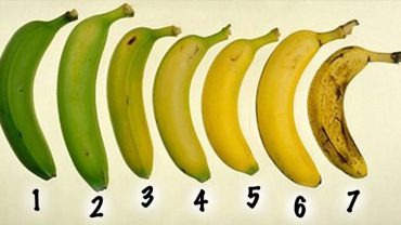 Którego banana zjadłbyś najchętniej? – sprawdź, co wygląd owocu mówi o jego walorach zdrowotnych
