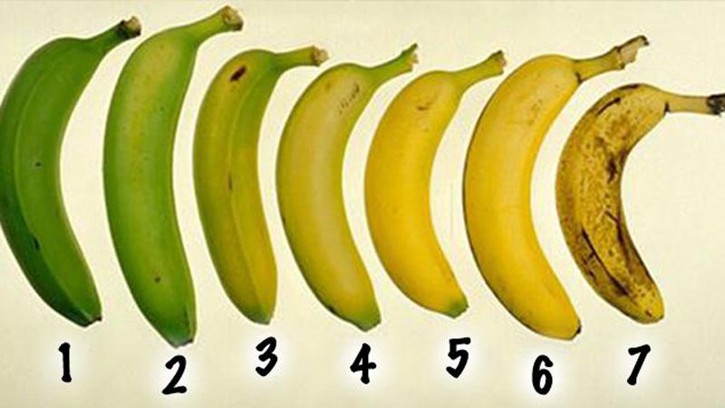 Którego banana zjadłbyś najchętniej? - sprawdź, co wygląd owocu mówi o jego walorach zdrowotnych