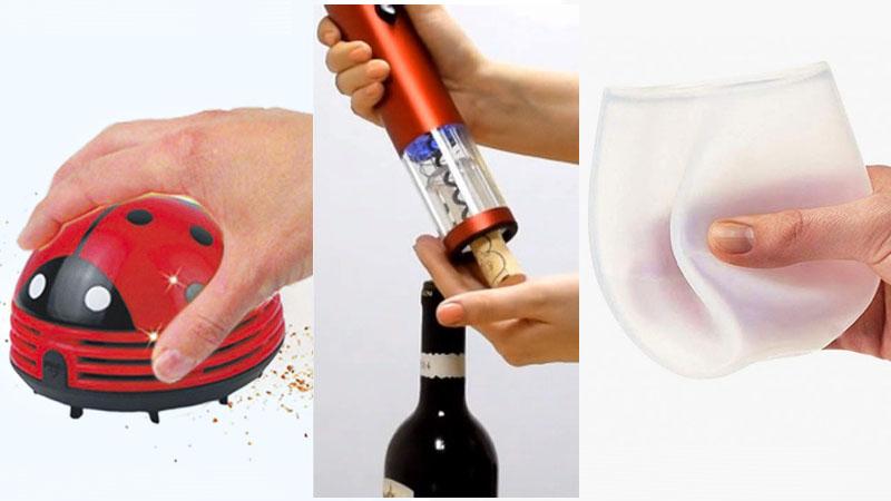Te wynalazki, będzie chciał każdy z nas, bo są bardzo funkcjonalne i genialne!