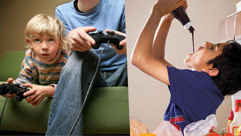 Kota nie ma, myszy harcują? Rodzice sprawdzili, co robią w domu dzieci pod ich nieobecność. Wyniki eksperymentu dają do myślenia