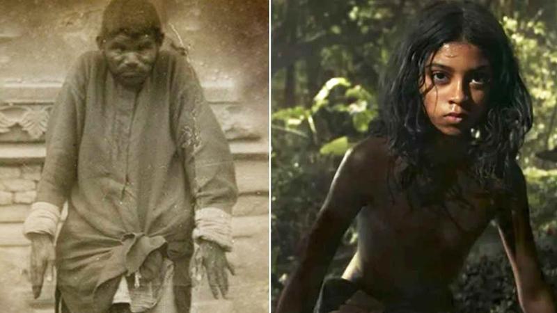 """Mowgli z """"Księgi Dżungli"""" istniał naprawdę. Poznaj historię chłopca, który był inspiracją Kiplinga"""