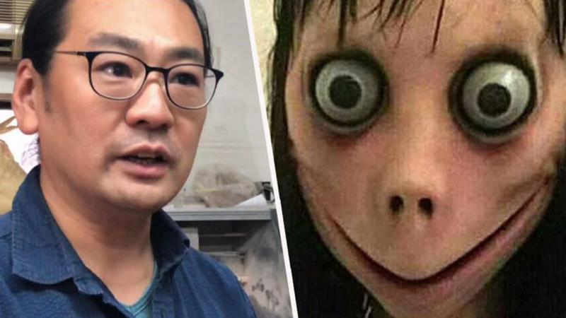 Twórca rzeźby Momo jest wdzięczny trollom, którzy wymyślili popularne wyzwanie. – Dzięki nim stałem się sławny – wyznaje