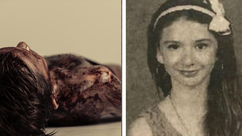 14-letnią dziewczynkę głodzono i trzymano w klatce dla psów. Policjant prawie się popłakał, gdy zobaczył jej ciało ukryte za domem!