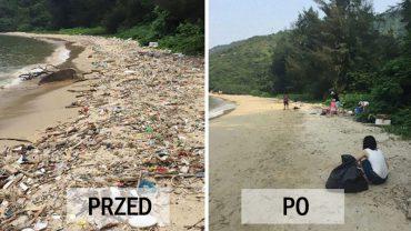 W końcu wynaleziono wartościowy challenge! Dzięki wyzwaniu #trashtag znikają tony śmieci!