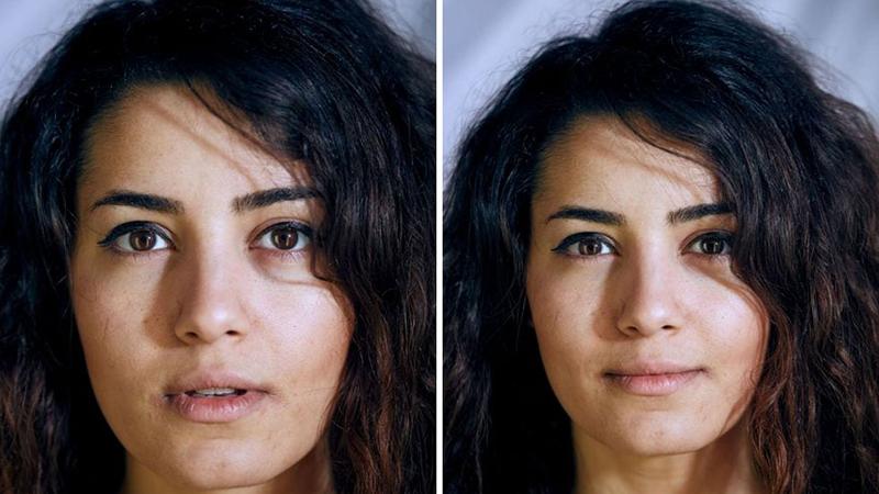 Fotograf zrobił zdjęcia ludziom nago i w ubraniach. Czy jesteś w stanie zgadnąć, które jest które?
