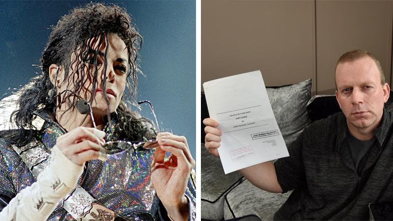 Gdyby nie Michael Jackson, byłby milionerem. Dziś nie może nawet znaleźć pracy